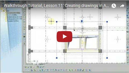 Description Générale, 11ème leçon: Création des dessins