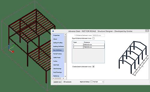 GRAITEC Advance Design   Calcul Métal