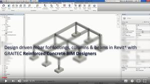 La puissance des GRAITEC Reinforced Concrete BIM Designers pour Revit