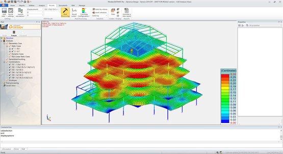 GRAITEC Advance Design | Workflow BIM Béton