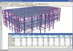 GRAITEC Advance Design America | Vérification et conception de la structure et consulta-tion des résultats graphiques et numériques