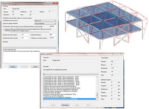 GRAITEC Advance Design America | Solution Bâtiment Fonctionnalités