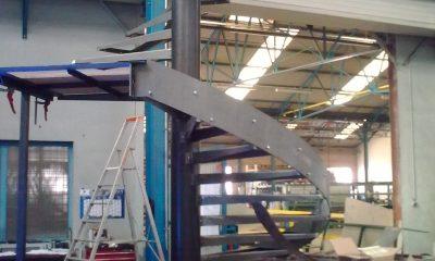 autodesk-advance-steel escaliers